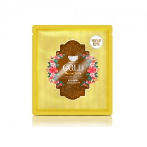 Koelf Gold & Royal Jelly Mask Pack 5 sheets