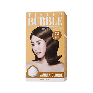 Missha Tinted Bubble Hair Coloring Vanilla Blonde