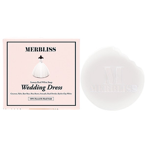 MERBLISS Wedding Dress Bi-leanser