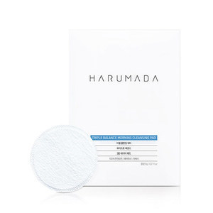 HARUMADA Triple Balance Morning Cleansing Pad 10ea