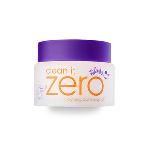 banila co. Clean it ZERO Halloween Edition Cleansing Balm Original 100ml