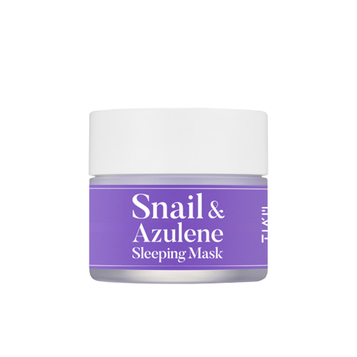 TIAM Snail & Azulene Sleeping Mask 80ml