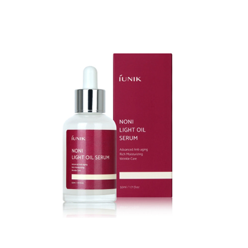 iUNIK Noni Light Oil Serum 50ml