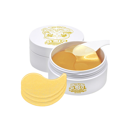 Elizavecca Milky Piggy Hell-Pore Gold Hyaluronic Acid Eye Patch 60ea