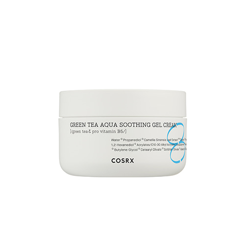 COSRX Hydrium Green Tea Aqua Soothing Gel Cream 50ml