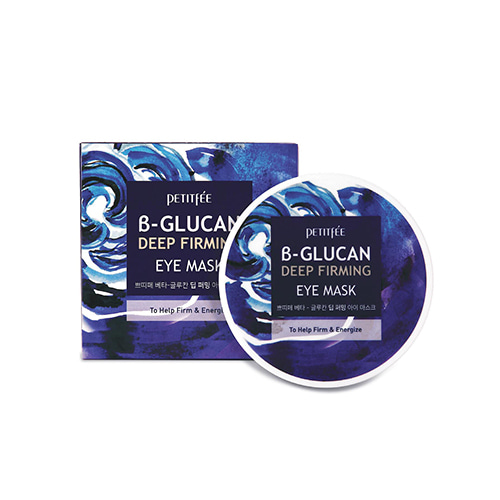 PETITFEE β-Glucan Deep Firming Eye Mask 60ea