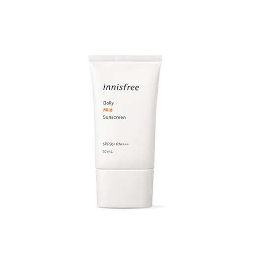 innisfree Daily Mild Sunscreen SPF50+ PA++++ 50ml