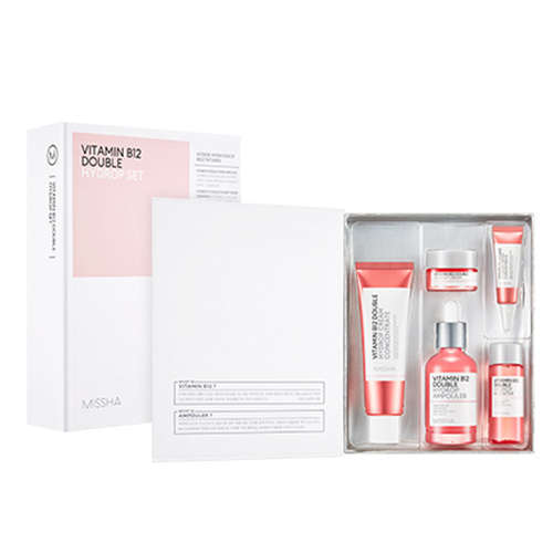 MISSHA Vitamin B12 Double Hydrop Set
